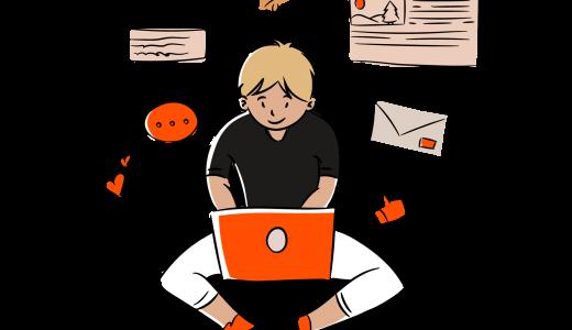 [体験談アリ] ブログで月5万円かせぐ方法をお話します!